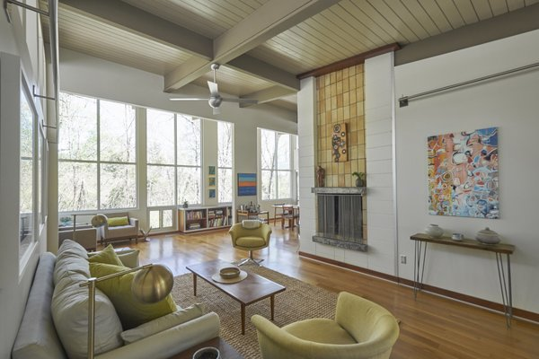 1020 Highland Woods Photo 7 of MODERNIST HIDEAWAY modern home