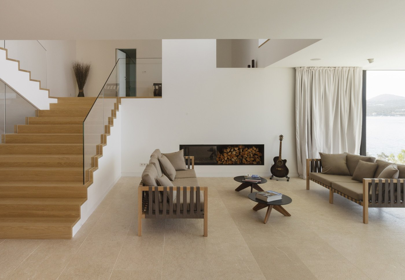 Living room  House V2 by 3LHD