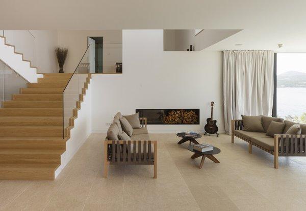 Living room Photo 6 of House V2 modern home