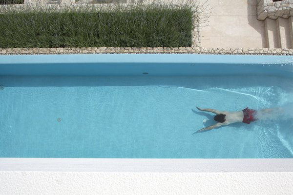 View of the pool Photo 8 of House U modern home