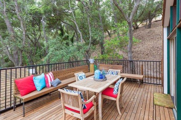 Modern home with outdoor. Photo 14 of Nuovo Mondo - Los Gatos Treehouse