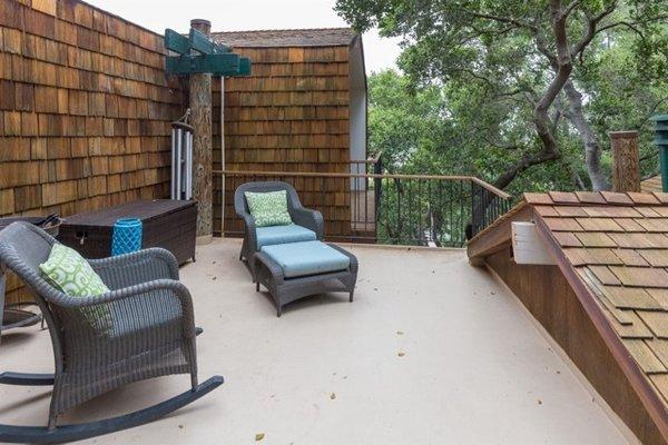 Modern home with outdoor. Photo 13 of Nuovo Mondo - Los Gatos Treehouse