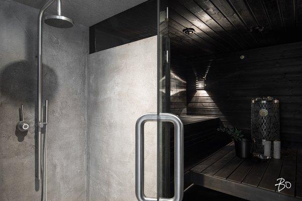 Shower / sauna Photo 11 of villAma modern home