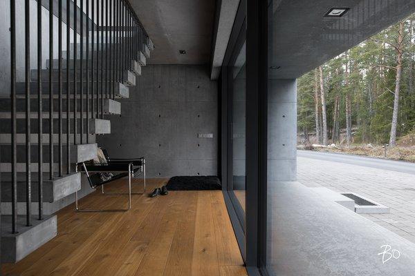 Ground floor entrance Photo 15 of villAma modern home