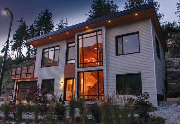 Light it Up... it's all ENERGY STAR Lighting! Photo 7 of Sea to Sky's 1st ENERGY STAR New Home modern home