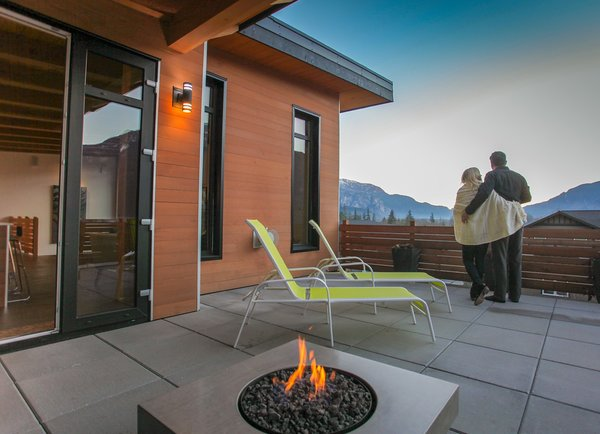 Views of Sea, Valley & Mountain Peaks! Photo 9 of Sea to Sky's 1st ENERGY STAR New Home modern home