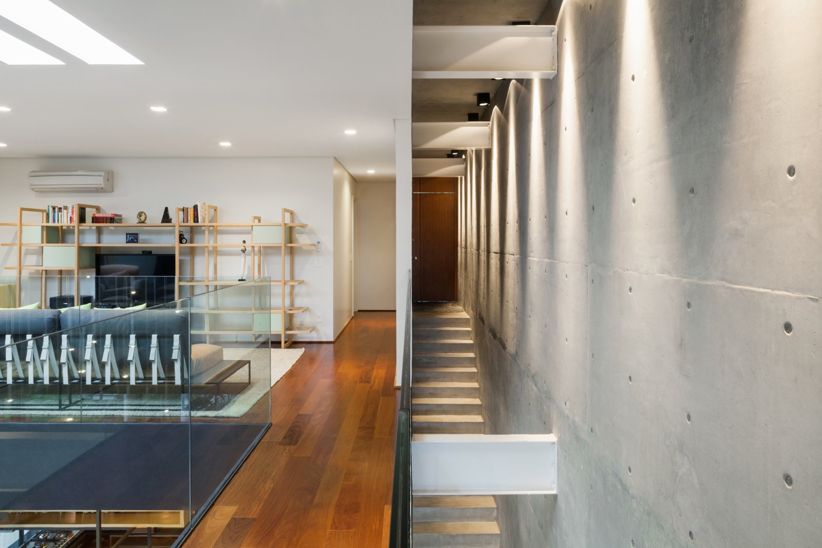 Mattos House by FGMF Archtects