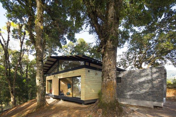 EFC Cabin | VOID Cr Photo 5 of EFC Cabin modern home