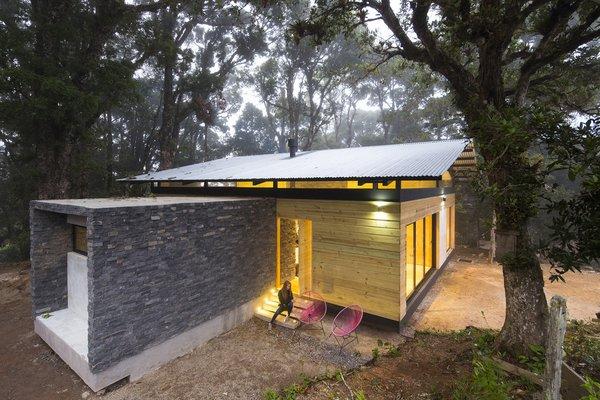 EFC Cabin | VOID Cr Photo 8 of EFC Cabin modern home