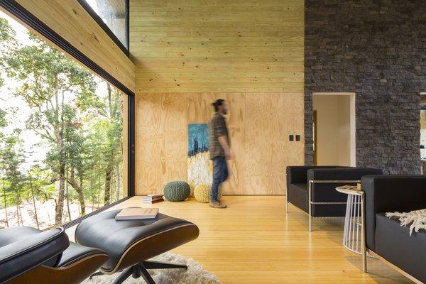 EFC Cabin | VOID Cr Photo 13 of EFC Cabin modern home
