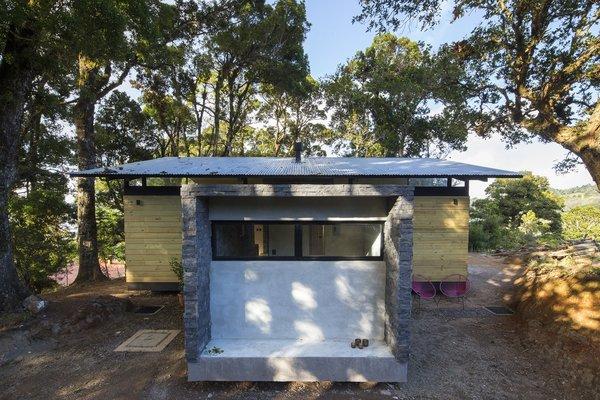EFC Cabin | VOID Cr Photo 19 of EFC Cabin modern home