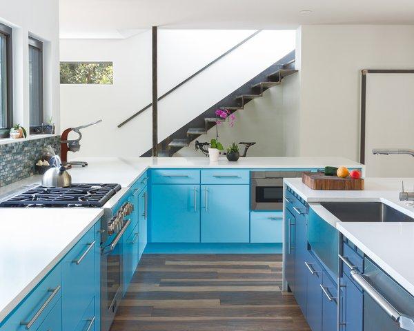 Kitchen - Open Floor Plan