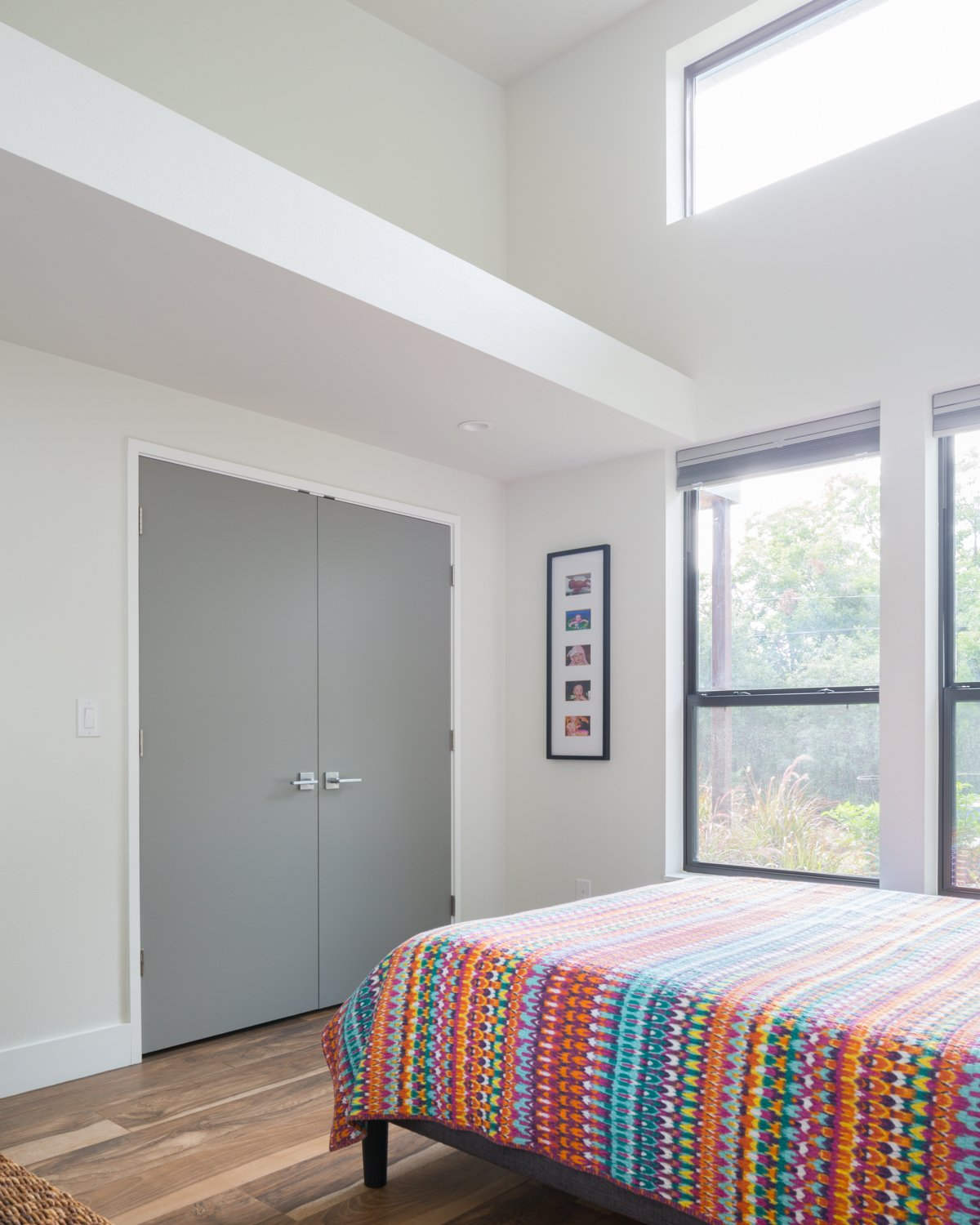 Bedroom Tagged: Bedroom and Bed.  Norris House by Davey McEathron Architecture