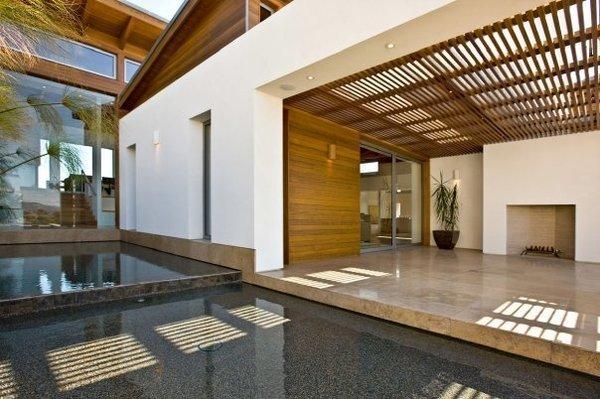 Photo 7 of Rancho Santa Fe modern home