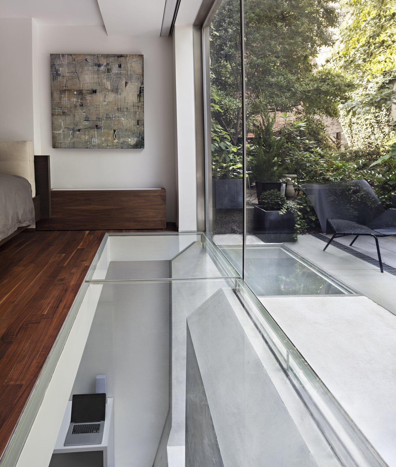 Concrete Brooklyn Apartment by Brad Dickson