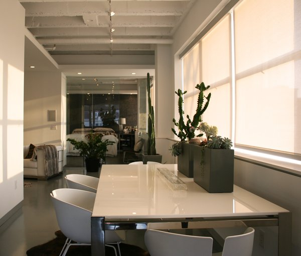 Dining Area Photo  of Midtown Loft modern home