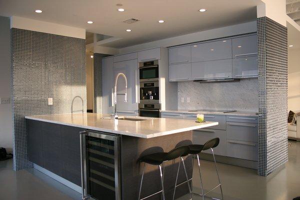 Kitchen Photo 2 of Midtown Loft modern home
