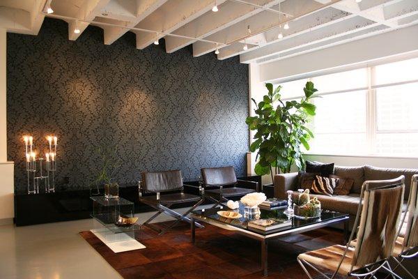 Living Room Photo 3 of Midtown Loft modern home