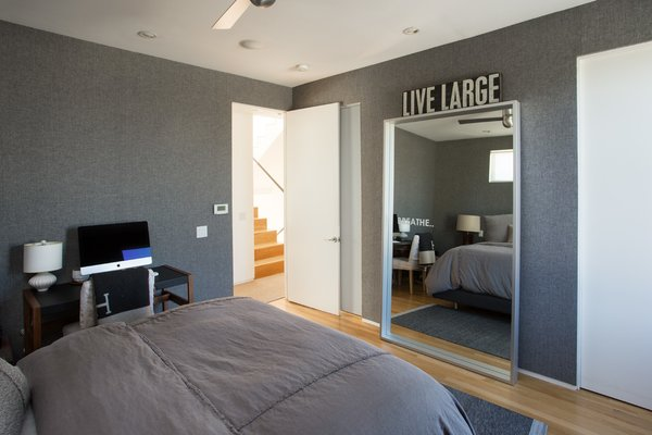 Master Bedroom  Photo 2 of Venice Beach Compound modern home