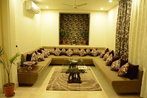 Living room Photo 4 of SURAJ - BUNGALOW modern home