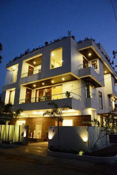 Exterior Photo  of SURAJ - BUNGALOW modern home