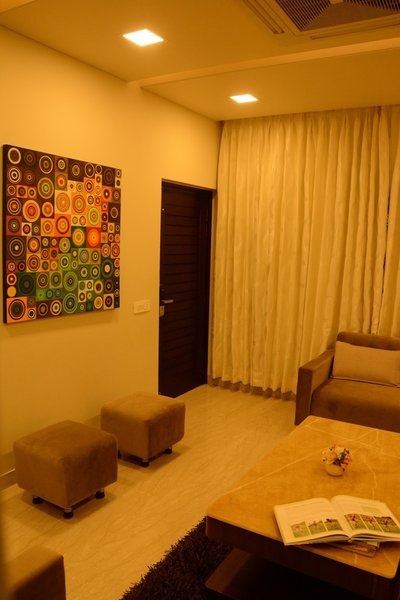 Living room Photo 2 of BUNGALOW - NAVRATAN modern home