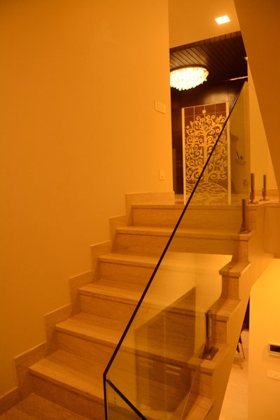 Staircase Photo 6 of BUNGALOW - NAVRATAN modern home