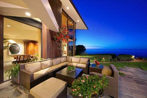Photo 5 of La Jolla Ocean Front Contemporary Home by Henry Hester! modern home