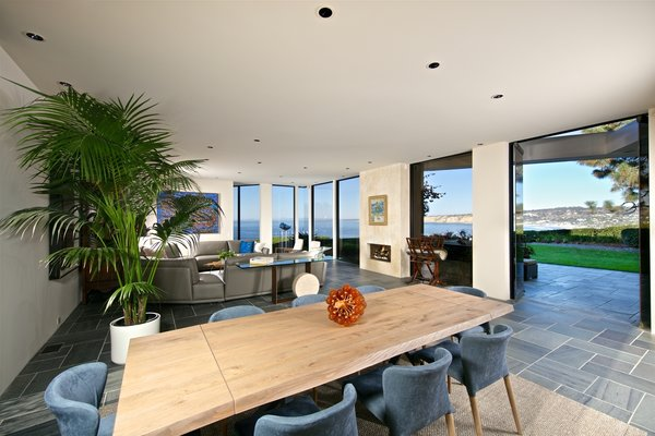 Photo 8 of La Jolla Ocean Front Contemporary Home by Henry Hester! modern home
