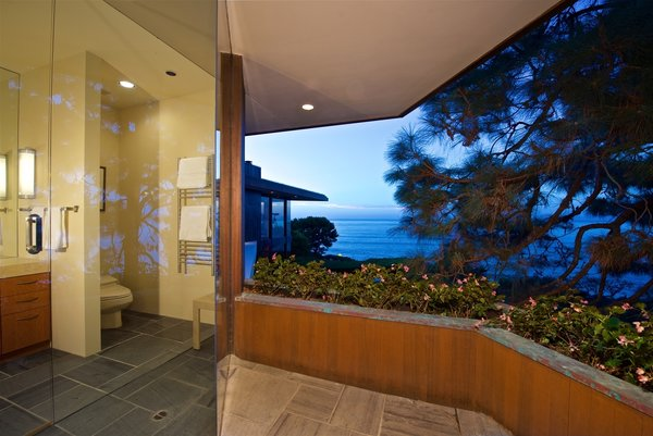 Photo 20 of La Jolla Ocean Front Contemporary Home by Henry Hester! modern home