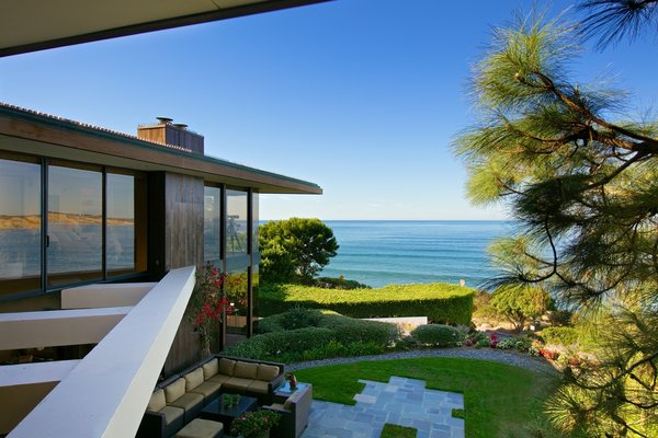 View Photo 6 of La Jolla Ocean Front Contemporary Home by Henry Hester! modern home