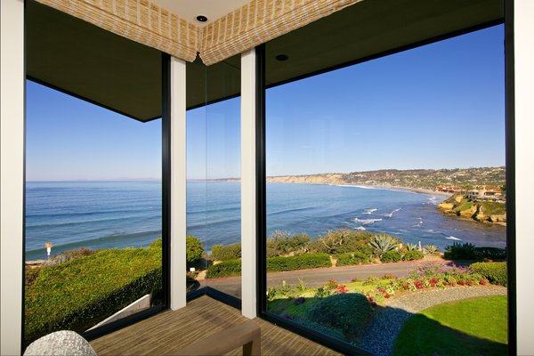 View Photo 14 of La Jolla Ocean Front Contemporary Home by Henry Hester! modern home