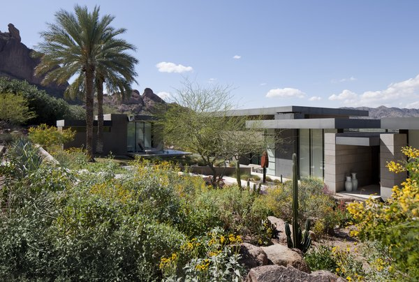 Photo 2 of Stone Canyon modern home