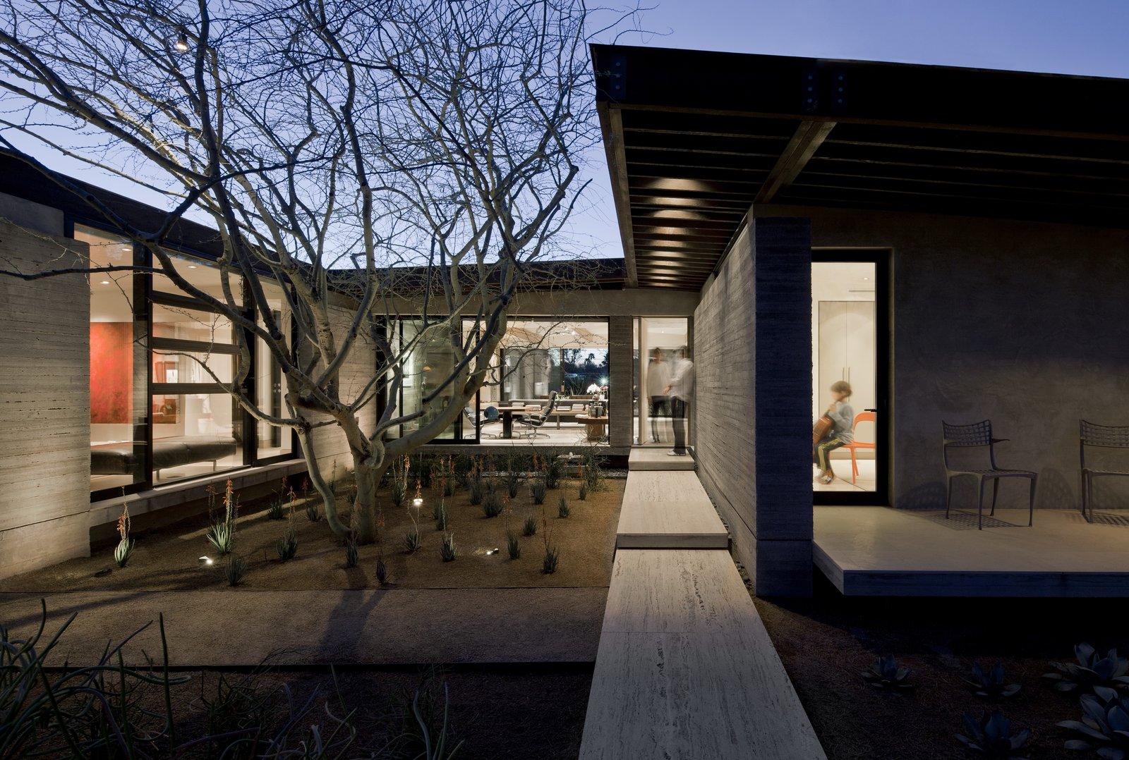 Desert Residence by TENNEN   STUDIO