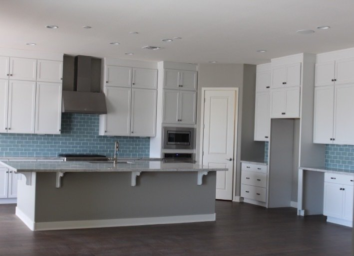 Kitchen   Looking for lighting ideas  by Jill Isaacs