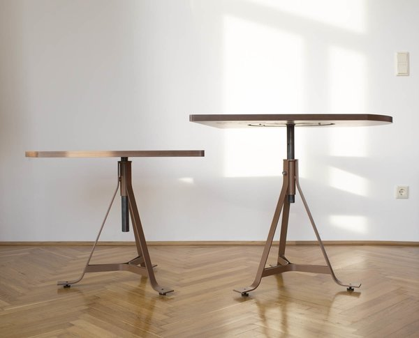 Puzzle table by tnE Architects Photo 9 of Top 11 modern home
