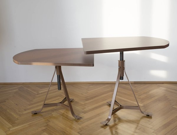 Puzzle table by tnE Architects Photo 10 of Top 11 modern home