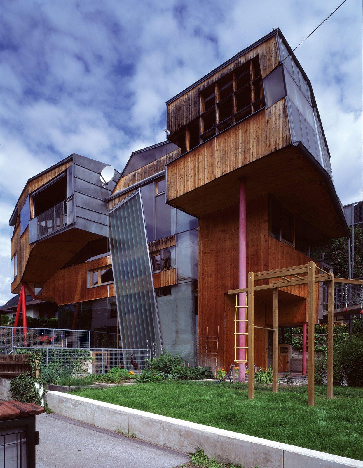 Zirl House  Zirl House by Marie-Therese Harnoncourt-Fuchs