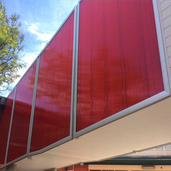 Photo 2 of Polycarbonate Roofing Sheets modern home