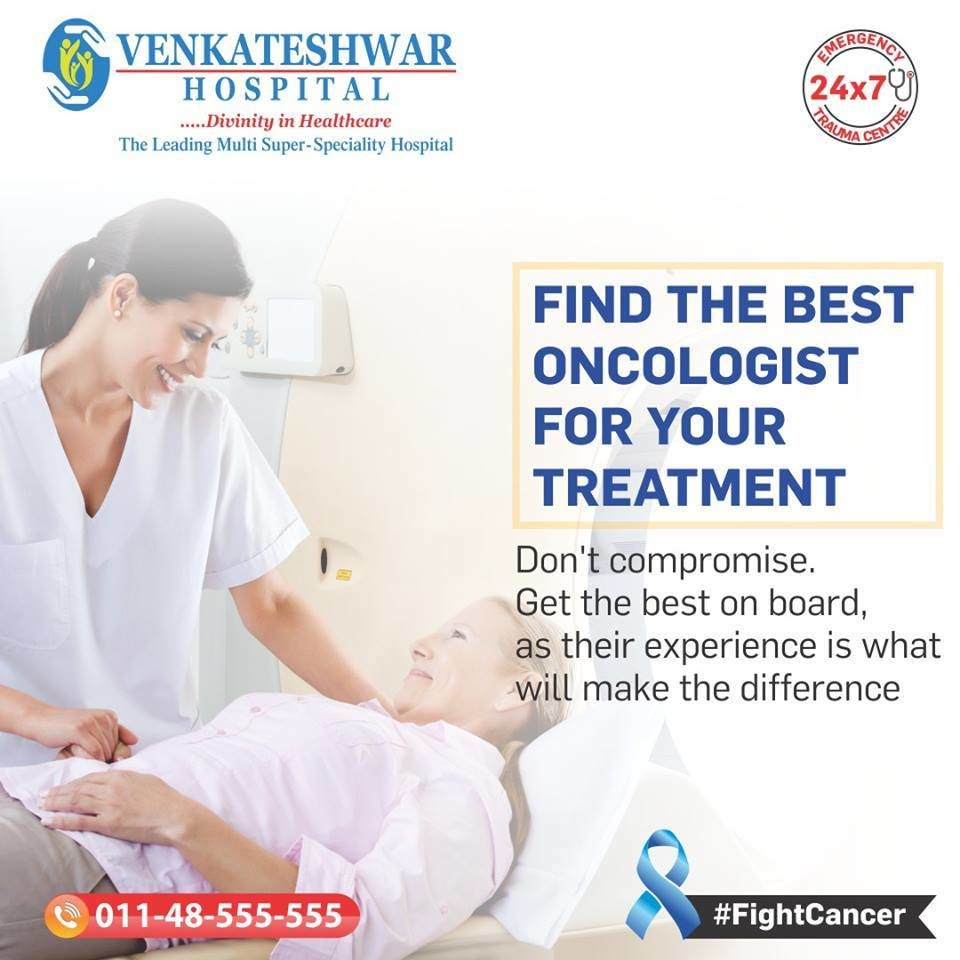 Don't compromise. Get the best on board, as their experience is what will make the difference.   Health Services by Venkateshwar Hospital