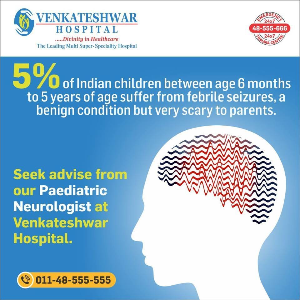 Seek Advice from Best Paediatric Neurologist at Venkateshwar Hospital   Health Services by Venkateshwar Hospital
