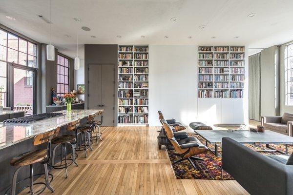 Atlanta Design Economy Credits  Renovation Architect: BLDGS Photo 3 of Mifflin Hood modern home