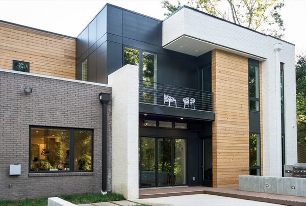 Atlanta Design Economy Credits  Architecture: K. Souki Design S., Sani Construction Interior Design: K. Souki Design Studio General Contractor: Imery Group Landscape: The Greenseason Group Photo 7 of Bryant Residence modern home