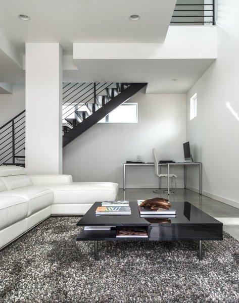 Atlanta Design Economy Credits  Architecture: J. A. Coutinho + M. P. Landry Architecture General Contractor: M. P. Landry Architecture Photo 2 of House 5079 modern home