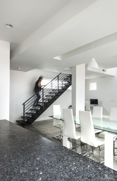 Atlanta Design Economy Credits  Architecture: J. A. Coutinho + M. P. Landry Architecture General Contractor: M. P. Landry Architecture Photo 4 of House 5079 modern home