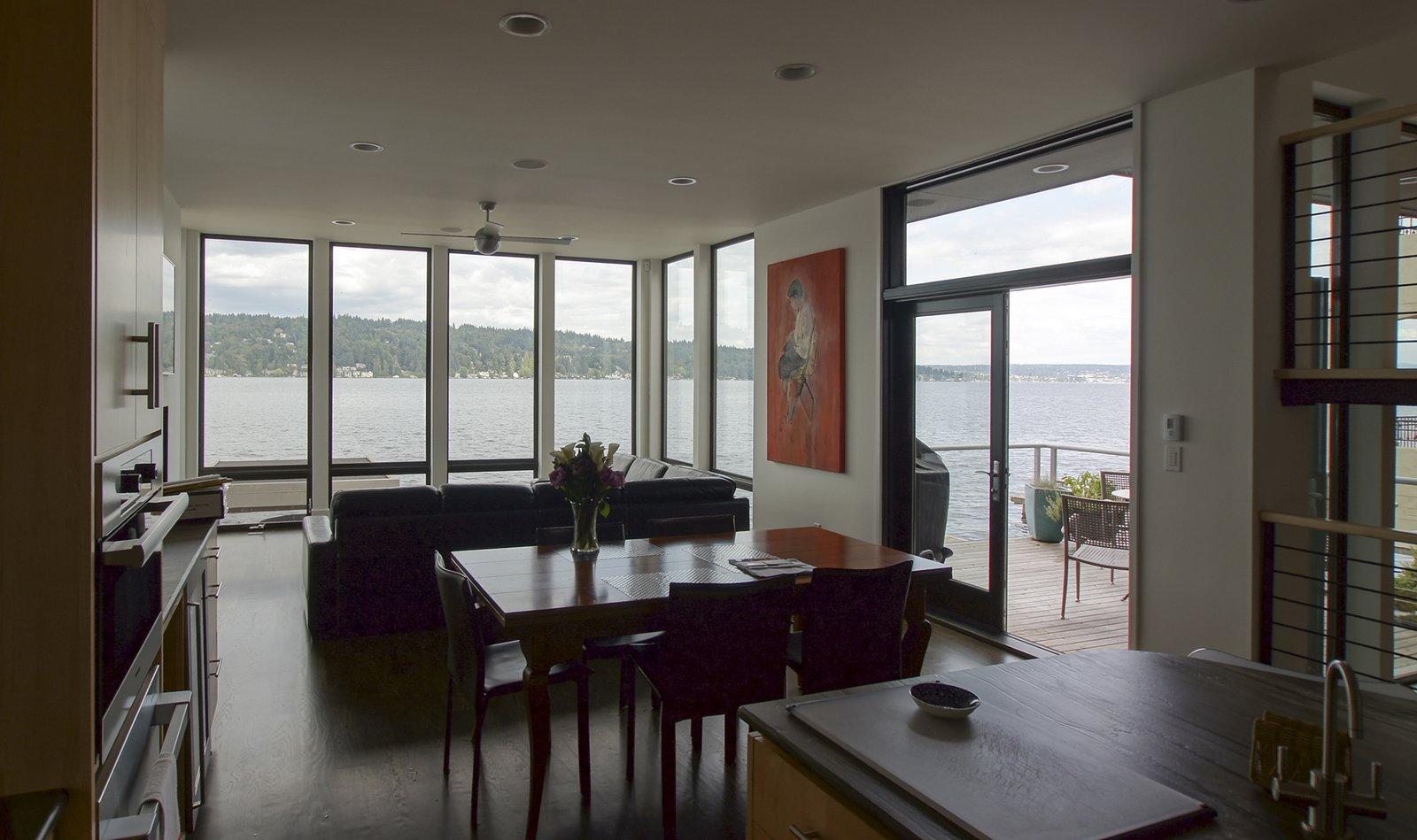 Lake Washington Home by Atelier Drome