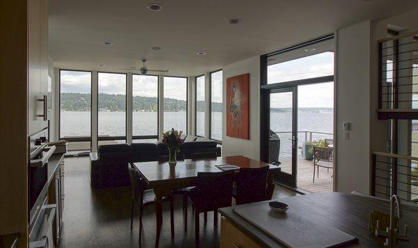 Photo 10 of Lake Washington Home modern home