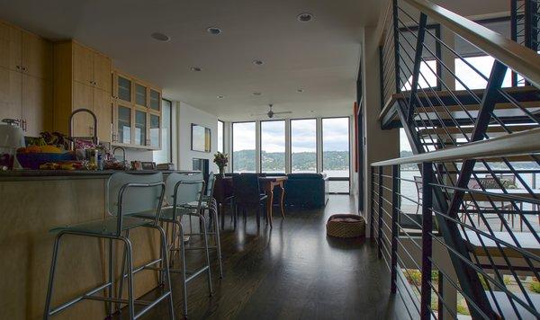 Photo 11 of Lake Washington Home modern home