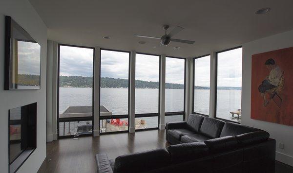 Photo 12 of Lake Washington Home modern home