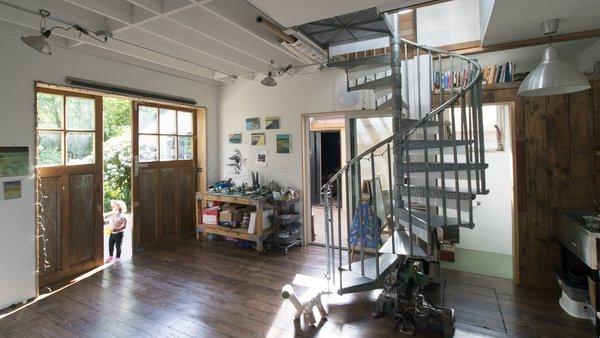 Photo 2 of Artist's Studio modern home